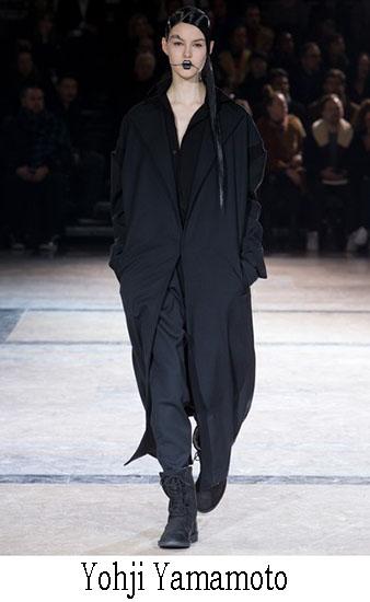 Yohji Yamamoto Autunno Inverno 2016 2017 Donna 21