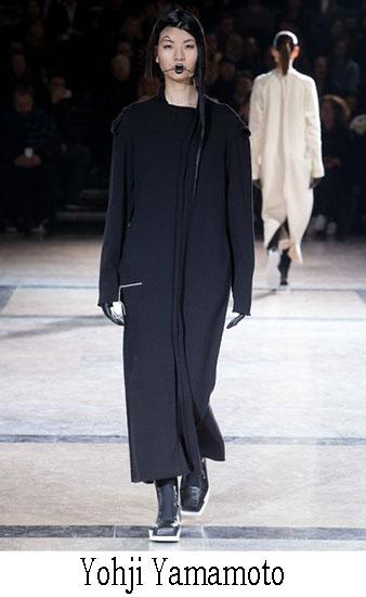 Yohji Yamamoto Autunno Inverno 2016 2017 Donna 23