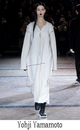 Yohji Yamamoto Autunno Inverno 2016 2017 Donna 25