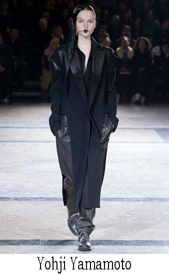 Yohji Yamamoto Autunno Inverno 2016 2017 Donna 27