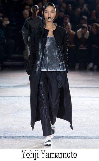 Yohji Yamamoto Autunno Inverno 2016 2017 Donna 30