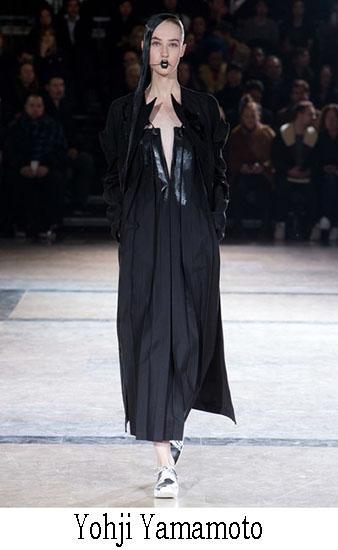 Yohji Yamamoto Autunno Inverno 2016 2017 Donna 31