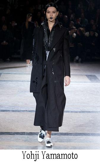 Yohji Yamamoto Autunno Inverno 2016 2017 Donna 32