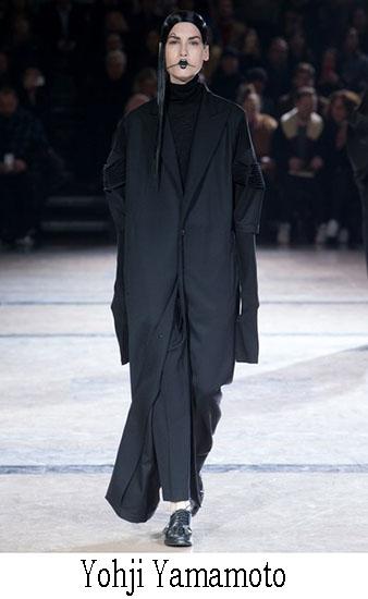 Yohji Yamamoto Autunno Inverno 2016 2017 Donna 5