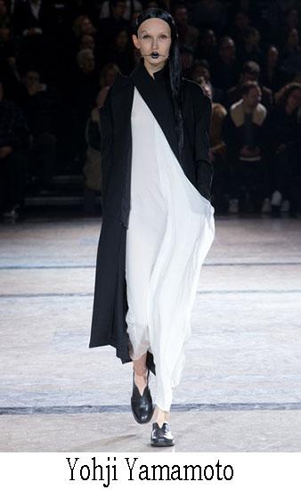 Yohji Yamamoto Autunno Inverno 2016 2017 Donna 9