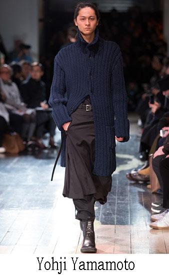Yohji Yamamoto Autunno Inverno 2016 2017 Uomo 10