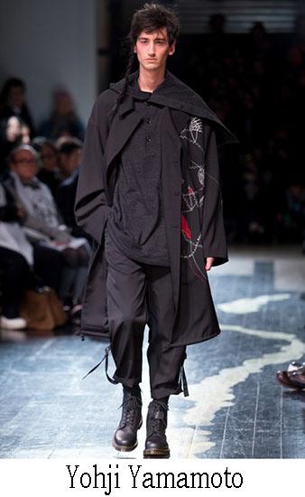 Yohji Yamamoto Autunno Inverno 2016 2017 Uomo 13