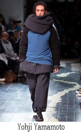 Yohji Yamamoto Autunno Inverno 2016 2017 Uomo 5