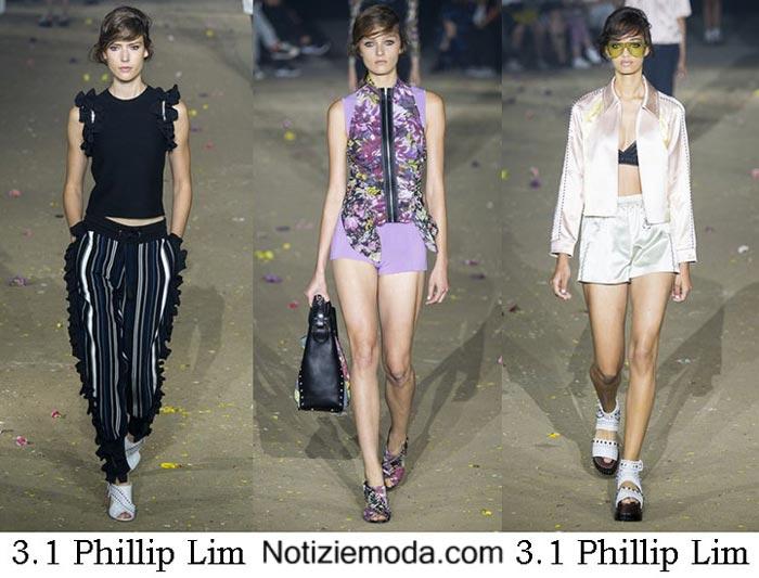 3.1 Phillip Lim Primavera Estate 2017 Collezione Donna
