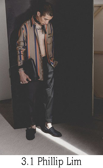 3.1 Phillip Lim Primavera Estate 2017 Moda Uomo Look 15