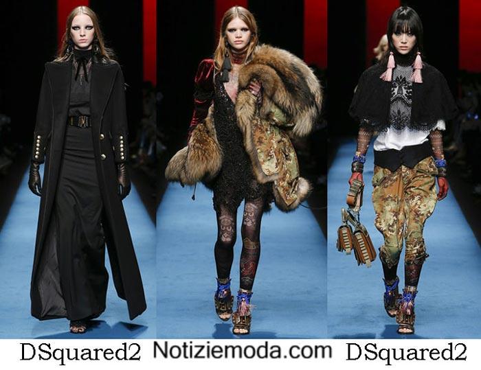 Abbigliamento DSquared2 Autunno Inverno 2016 2017