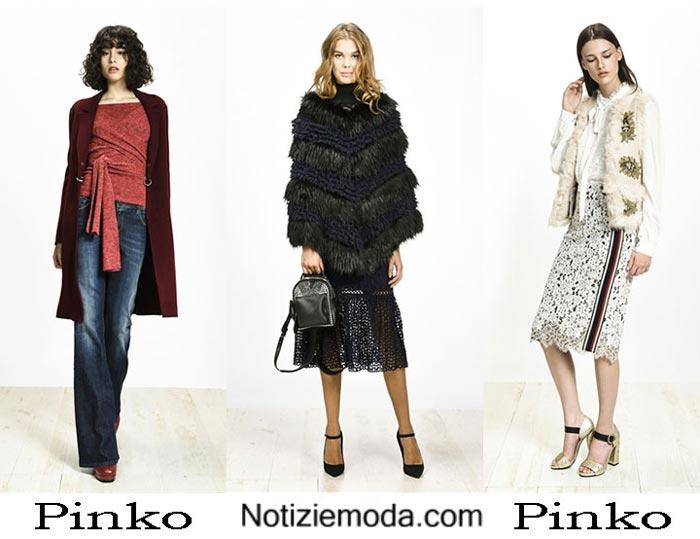 6a6d1397f2e4 Abbigliamento Pinko autunno inverno 2016 2017 donna