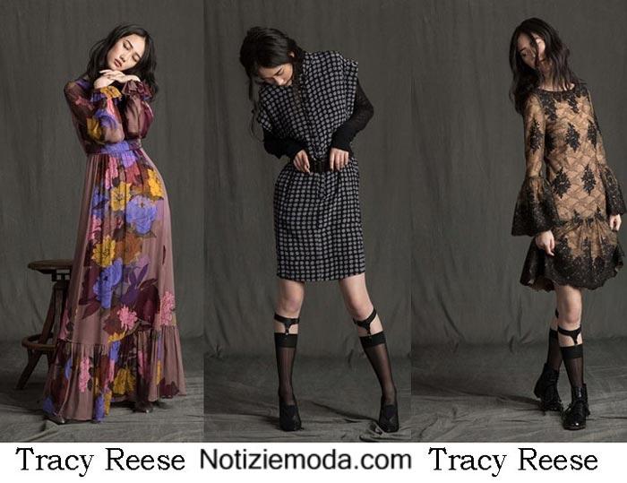 Abbigliamento Tracy Reese Autunno Inverno 2016 2017