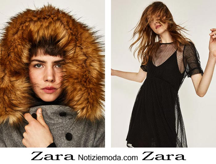 Abbigliamento Zara Autunno Inverno 2016 2017 Donna