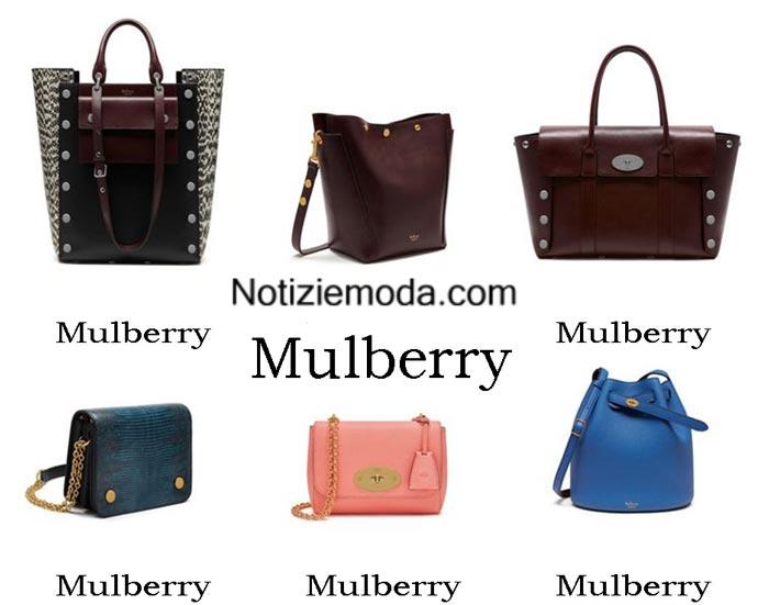 Borse Mulberry Autunno Inverno 2016 2017 Donna