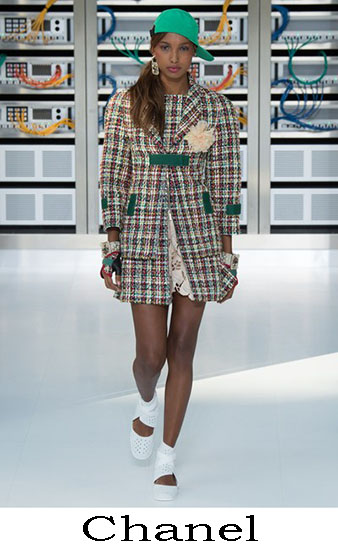 Chanel Primavera Estate 2017 Collezione Moda Donna 12