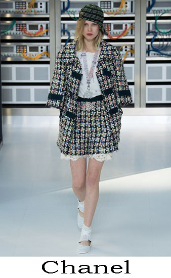 Chanel Primavera Estate 2017 Collezione Moda Donna 14
