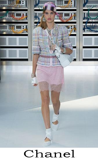 Chanel Primavera Estate 2017 Collezione Moda Donna 16