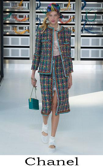 Chanel Primavera Estate 2017 Collezione Moda Donna 17