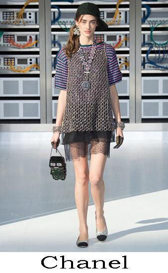 76a058060dc96 Chanel primavera estate 2017 nuova collezione moda donna