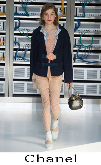 Chanel Primavera Estate 2017 Collezione Moda Donna 38