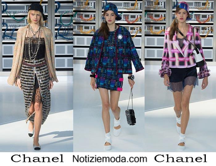 Chanel Primavera Estate 2017 Collezione Moda Donna