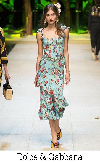 Dolce Gabbana Primavera Estate 2017 Abbigliamento 1