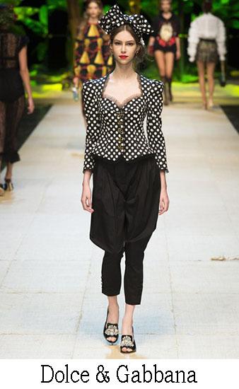 Dolce Gabbana Primavera Estate 2017 Abbigliamento 10