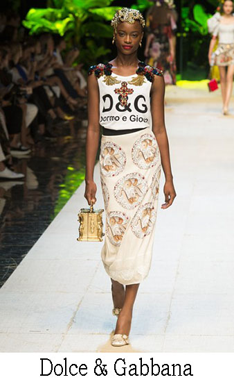 Dolce Gabbana Primavera Estate 2017 Abbigliamento 27