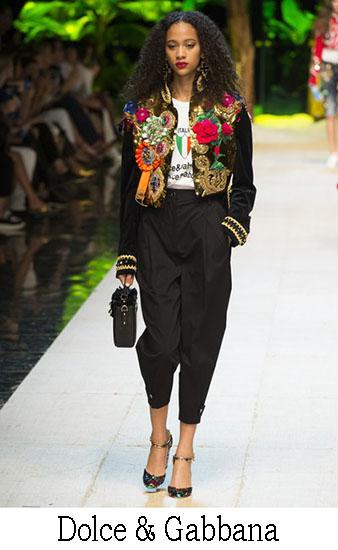 Dolce Gabbana Primavera Estate 2017 Abbigliamento 3