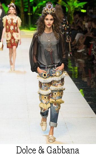Dolce Gabbana Primavera Estate 2017 Abbigliamento 31