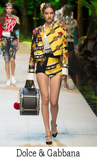 Dolce Gabbana Primavera Estate 2017 Abbigliamento 4