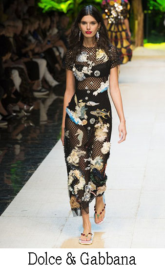 Dolce Gabbana Primavera Estate 2017 Abbigliamento 49
