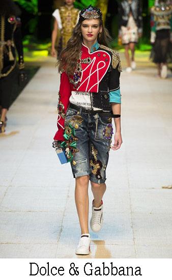Dolce Gabbana Primavera Estate 2017 Abbigliamento 5
