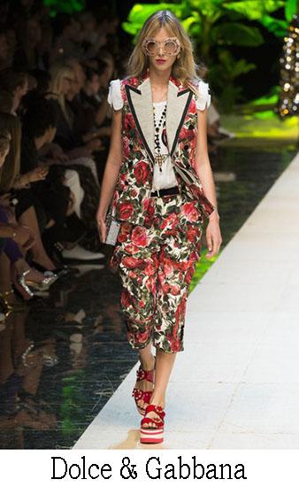 Dolce Gabbana Primavera Estate 2017 Abbigliamento 55