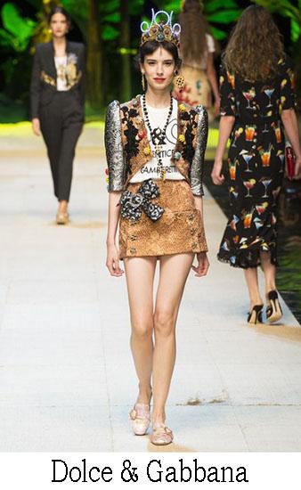Dolce Gabbana Primavera Estate 2017 Abbigliamento 56