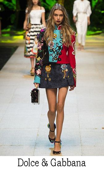 Dolce Gabbana Primavera Estate 2017 Abbigliamento 7