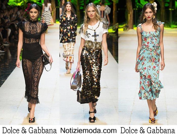 Dolce Gabbana Primavera Estate 2017 Sfilata Donna