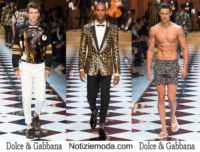 Dolce Gabbana Primavera Estate 2017 Style Uomo