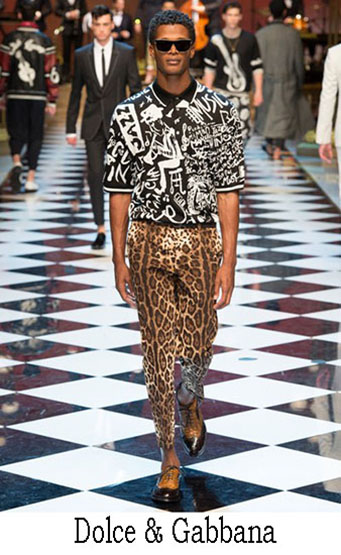 Dolce Gabbana Primavera Estate Style Online Uomo 1