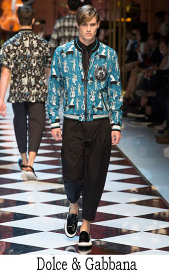 Dolce Gabbana Primavera Estate Style Online Uomo 12
