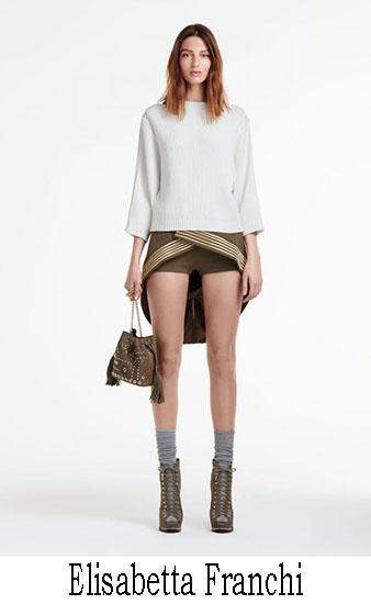 Elisabetta Franchi Autunno Inverno 2016 2017 Look 1