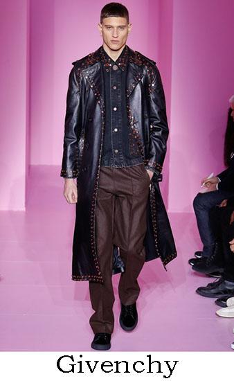 Givenchy Autunno Inverno 2016 2017 Moda Uomo 1