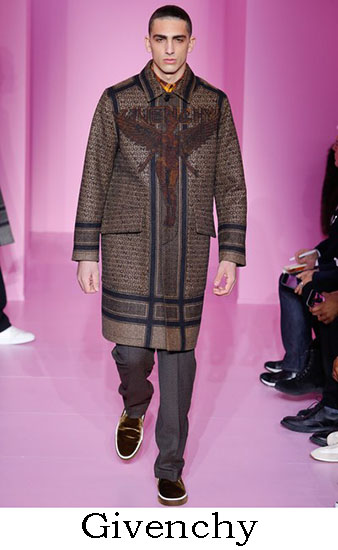Givenchy Autunno Inverno 2016 2017 Moda Uomo 20