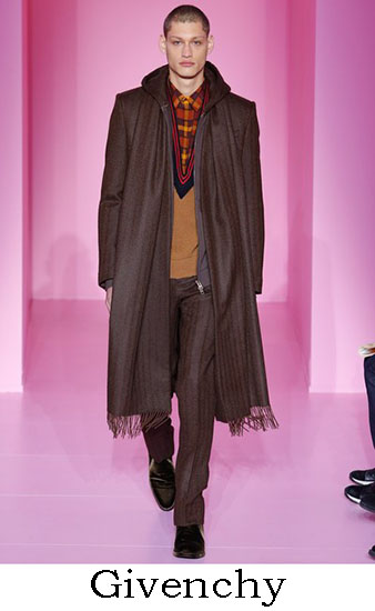 Givenchy Autunno Inverno 2016 2017 Moda Uomo 24
