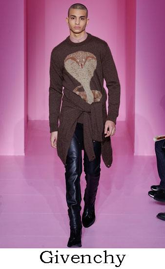 Givenchy Autunno Inverno 2016 2017 Moda Uomo 30