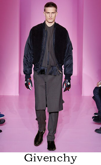 Givenchy Autunno Inverno 2016 2017 Moda Uomo 36