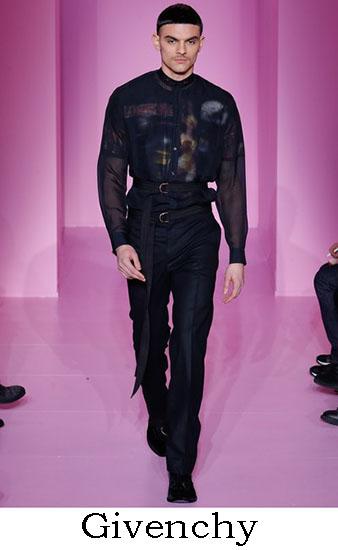 Givenchy Autunno Inverno 2016 2017 Moda Uomo 42