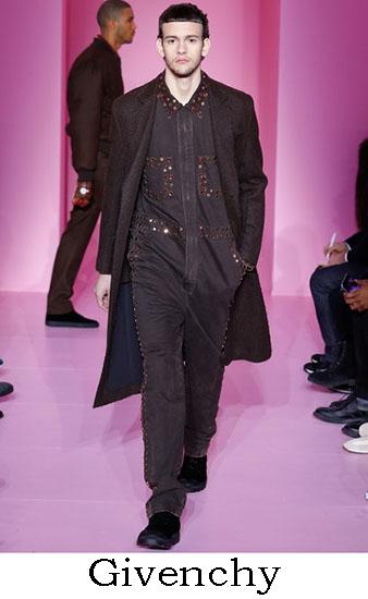 Givenchy Autunno Inverno 2016 2017 Moda Uomo 45