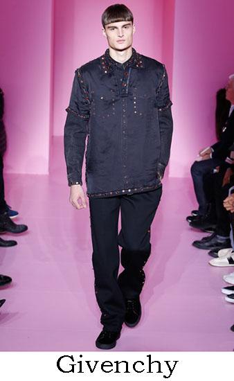 Givenchy Autunno Inverno 2016 2017 Moda Uomo 48
